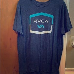 RVCA Dark Gray Soft T-shirt